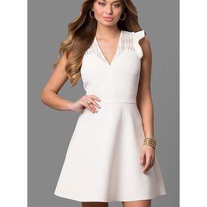 XOXO Ivory Dress